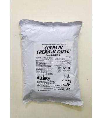 Crema al caffe preparato gr.900
