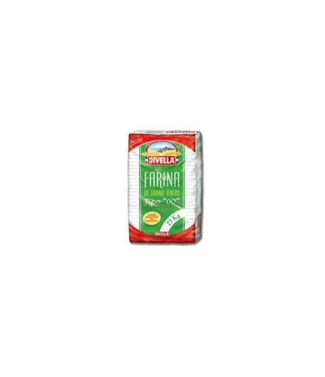 Farina grano tenero tipo 00 - 25kg