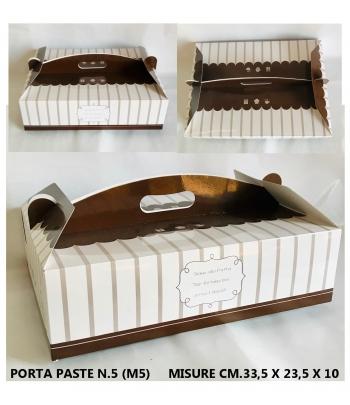scatola porta paste n.5