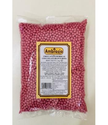 Cerealini di cioccolato Rosa kg.1