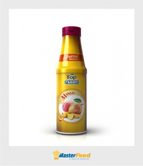 Topping Mango gr.950 (glutenfree) Fabbri