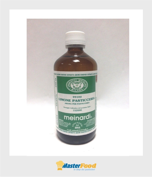 Aroma Limone ml.250 Meinardi