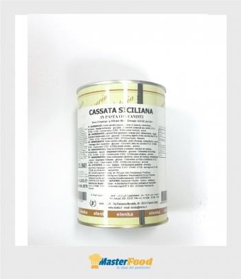Pasta cassata siciliana kg.1 Elenka