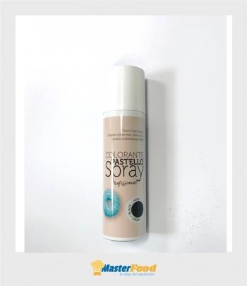Colorante spray Nero pastello ml.250 Solchim