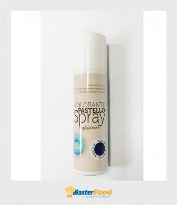 Colorante spray Blu notte pastello ml.250 Solchim