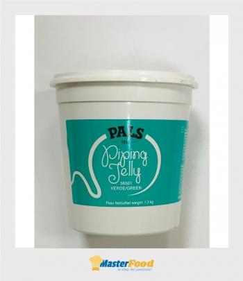 Piping jelly Verde kg.1,3 (Gel per decorazioni) Pals