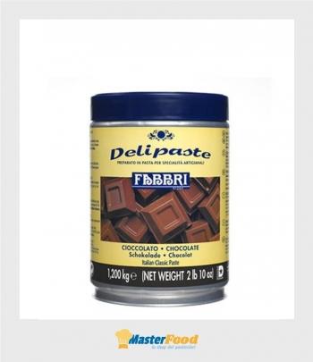 Pasta Cioccolato Delipaste kg.1,200 (glutenfree) Fabbri
