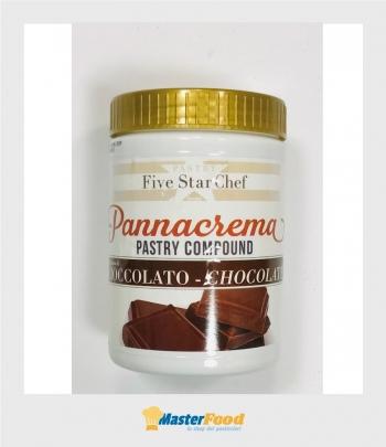 Pasta cioccolato pannacrema kg.1,100 (glutenfree) Fabbri