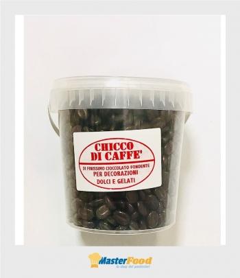 Chicchi di caffe' al cioccolato gr.900 Crispo