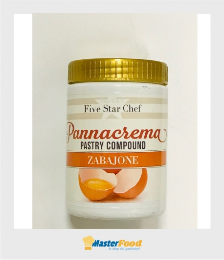 Pasta Zabaione pannacrema kg.1,100 (glutenfree) Pregel