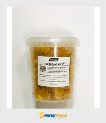 Tondini d'arancia gr.500 Ambrosio