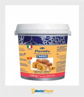 Passata Albicocca per crostate kg.4,5 (glutenfree) Fabbri
