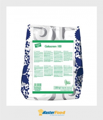Base per gelato Geltocream 100 kg.2,500 (glutenfree) Fabbri