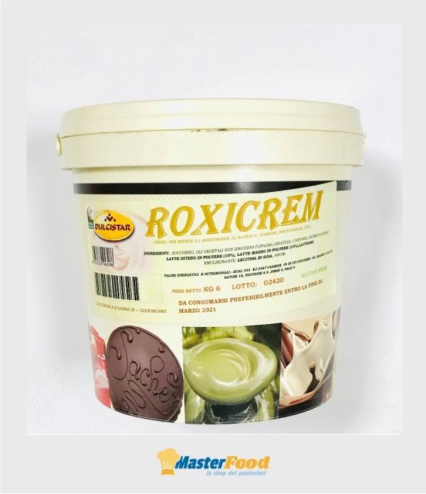 Crema spalmabile ROXICREM kg.6 Dulcistar