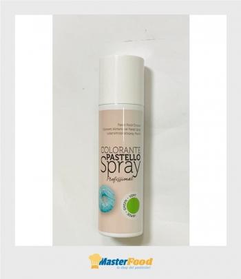 Colorante spray Verde pastello gr.250 Solchim