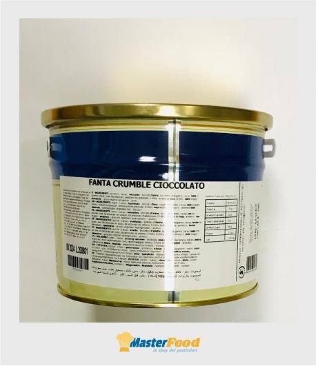 Fanta Crumble Cioccolato kg.2,500 Elenka
