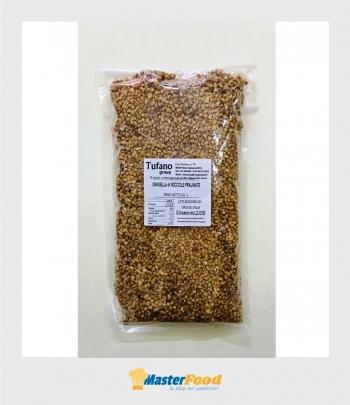Granella di nocciola pralinata kg.1