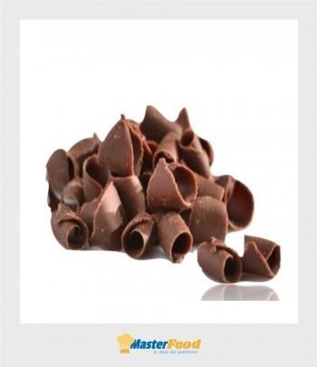 Riccioli di cioccolato fondente kg.1 Ambrosio