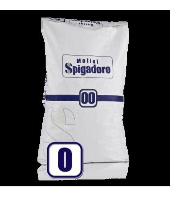 "farina tipo ""00"" kg.25 spigadoro"