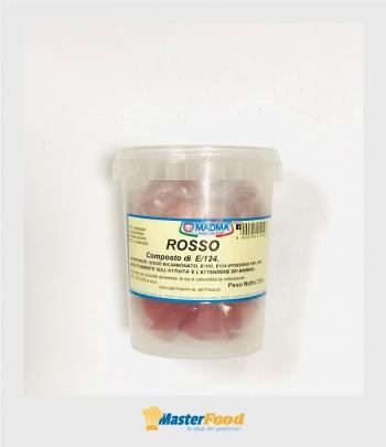 Colorante in polvere Rosso gr.250 Madma