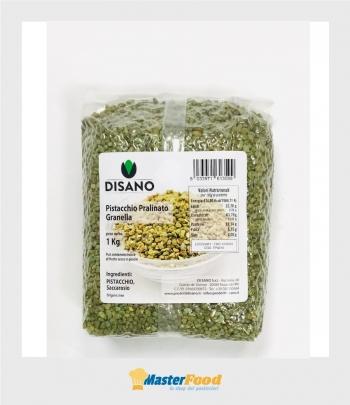 Granella di pistacchio pralinata kg.1 Di sano