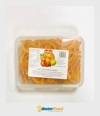 Filetti di Arancio canditi gr.900 Ambrosio