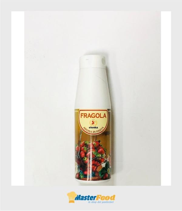 Aroma in Pasta Fragola kg.1 Elenka