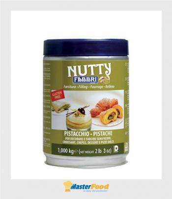 Nutty pistacchio kg.1 (glutenfree) Fabbri