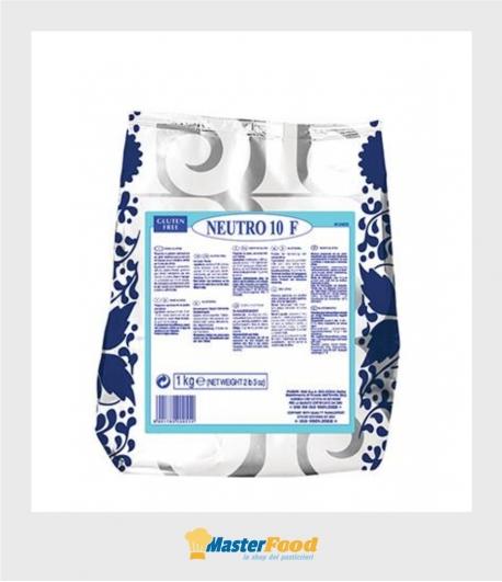 Neutro 10 F per frutta kg.1 (glutenfree) Fabbri