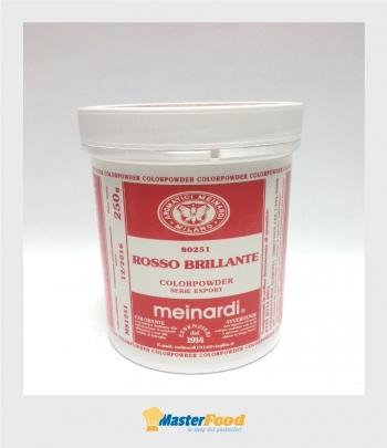 Colorante in polvere Rosso Brillante gr.250 Meinardi