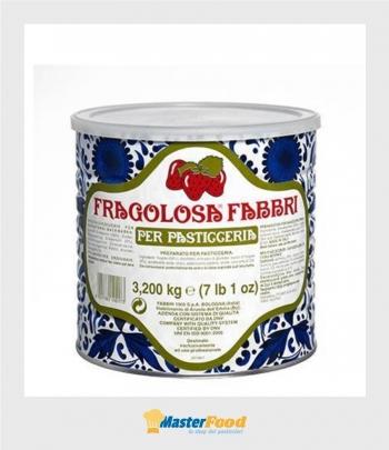 Fragolosa per pasticceria kg.3,200 (glutenfree) Fabbri