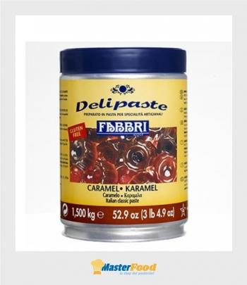 Pasta Caramel Delipaste kg.1.500 (Glutenfree) Fabbri