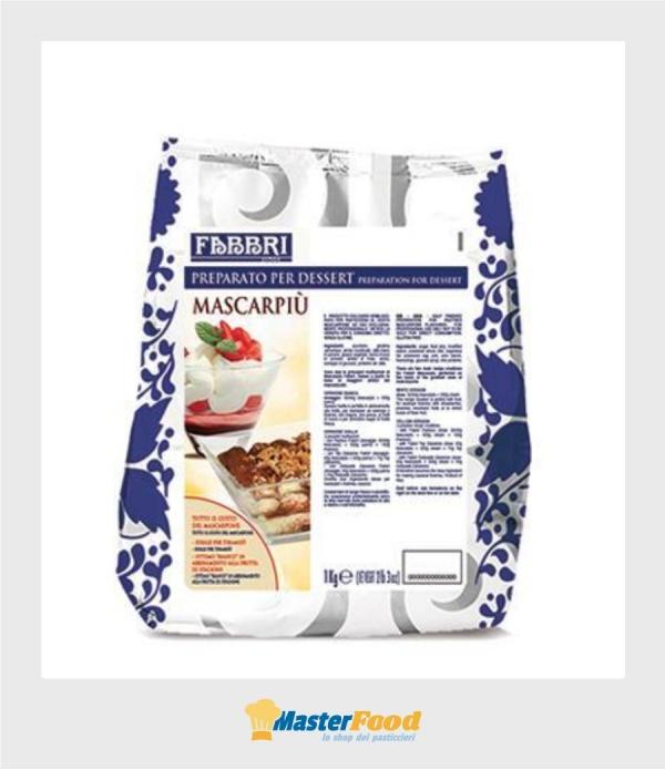 Mascarpiù kg.1 (glutenfree) Fabbri