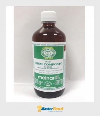 Aroma rhum composto ml.250 Meinardi