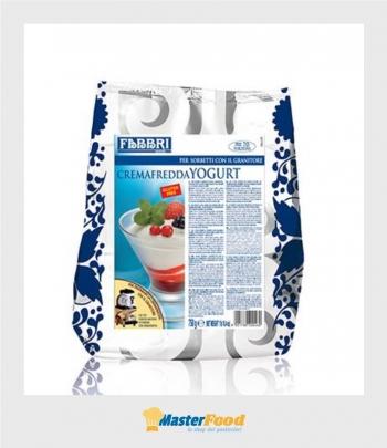 Cremafredda Yogurt gr.750 (glutenfree) Fabbri