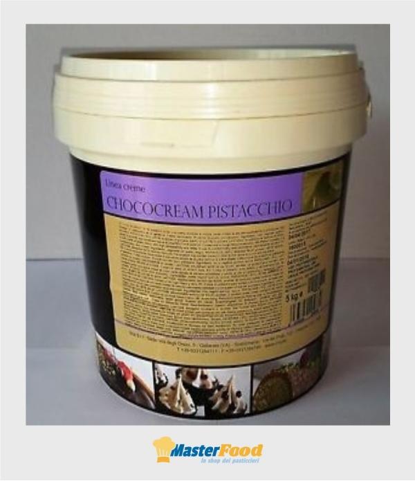 Chococream pistacchio kg.5 (glutenfree) Irca