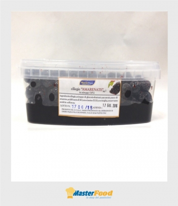 Amarena intere 30% sciroppo kg.1 Masterfood
