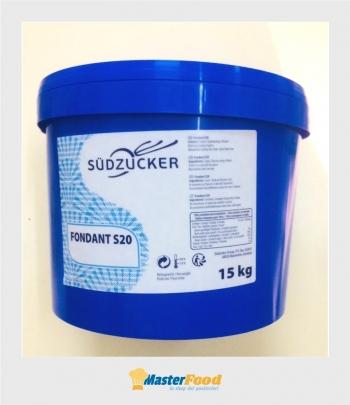 Zucchero fondente FONDANT S 20 kg.15