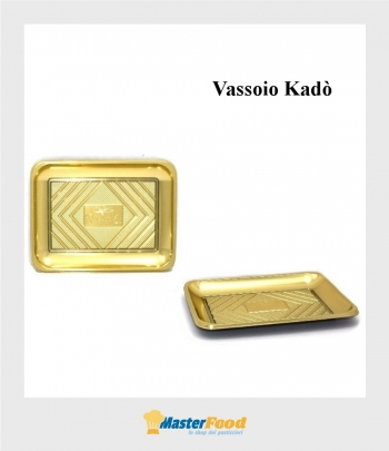 Vassoio kadò n.5 (cm.32x22) Alcas