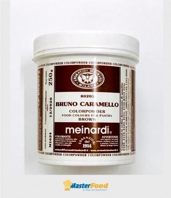 Colorante in polvere Bruno-Caramello gr.250 Meinardi