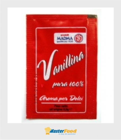Vanillina pura 100% gr.5 Madma