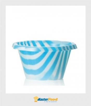 Coppa gelato joy-mix cc 100 azzurra pz.100 Alcas