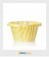 Coppa gelato joy-mix cc 80 gialla pz.100 Alcas