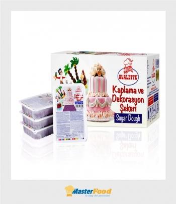 Pasta di zucchero viola purple sugar dough kg.1