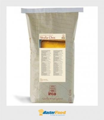 Mix pan di spagna cioccolato sfrulla choc kg.10 Irca