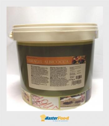 Miragel albicocca kg.14 (gelatina a caldo) Irca