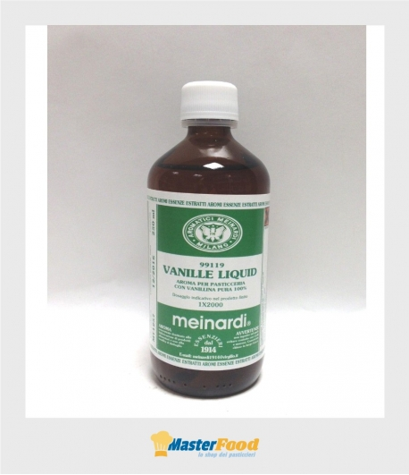Aroma vaniglia liquida ml.250 Meinardi