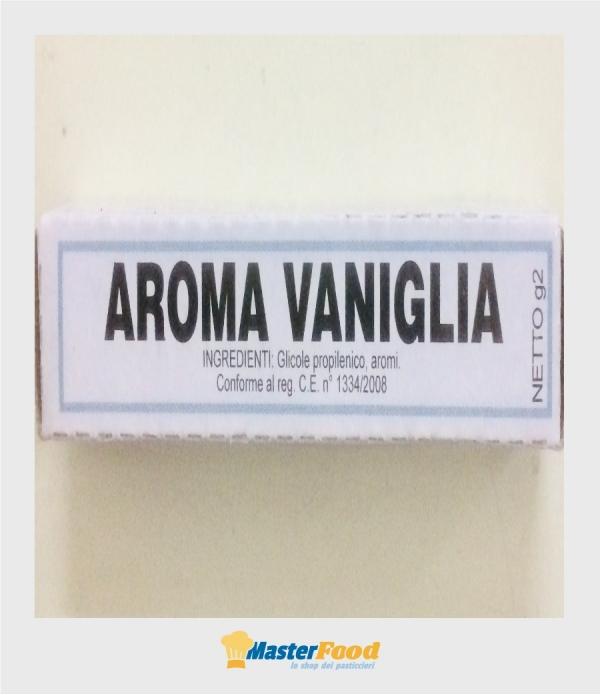 Aroma vaniglia in fiala gr.2 Madma