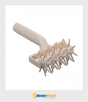 Rullo forapasta in plastica cm.12 Martellato