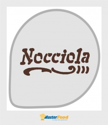 Stencil per torte Nocciola (mask 6) Martellato